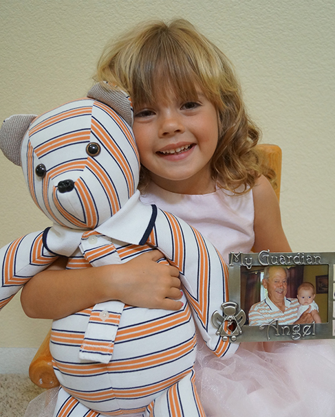 Beary huggables gilr with bear