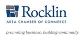 Rocklin Chamber logo