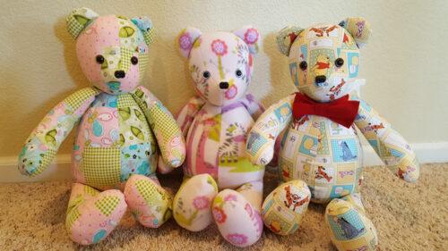 02 - BearyHuggables_3 pattern bears