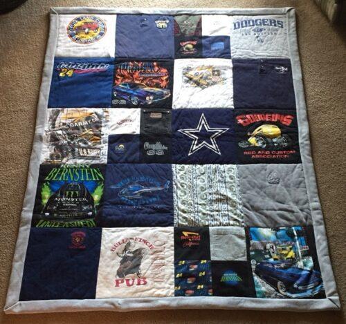 51- Beary Huggables_Sports fan memory quilt