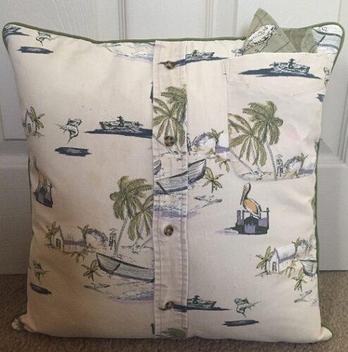 62- Beary Huggables_Hawaiian Memory Pillow