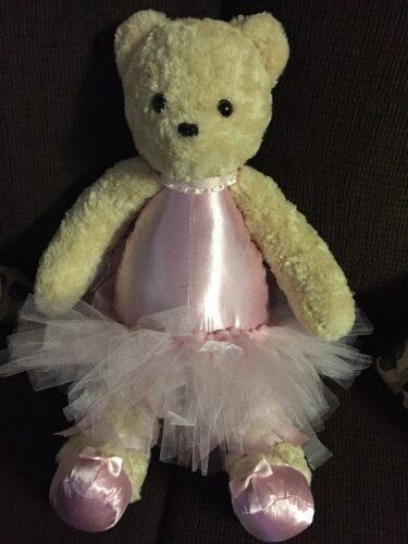 70-Beary Huggables_Ballerina Bear