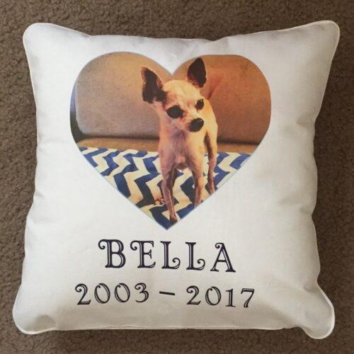 71-Beary Huggables_Bella Memory Pillow