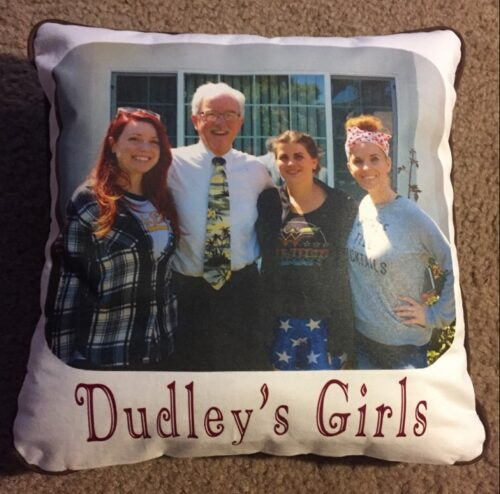 72-Beary Huggables_Personalized Picture Pillow