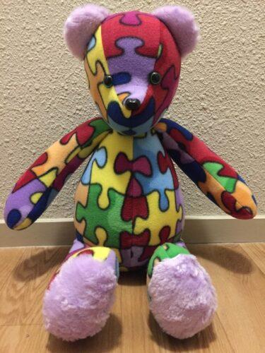 75-Beary Huggables_Puzzle Bear