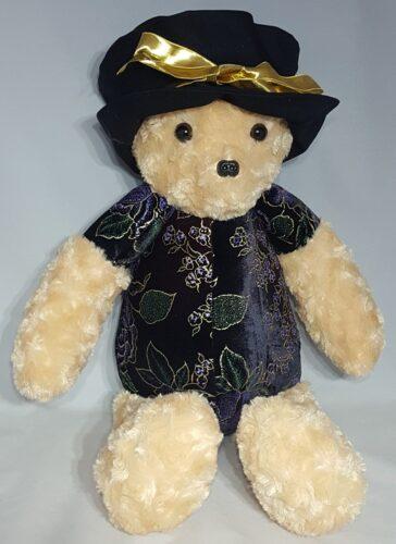 79-Beary Huggables_Onesie Memory Bear with Hat