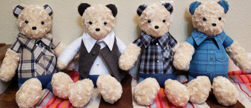 85-Beary Huggables_Memory Bears