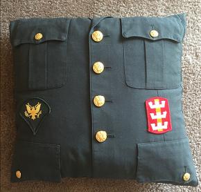 92-Beary Huggables_16 x 16 Military Pillow
